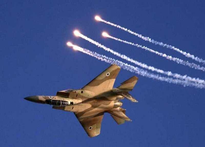 Новый ракетный удар нанесён повоенным базам вСирии